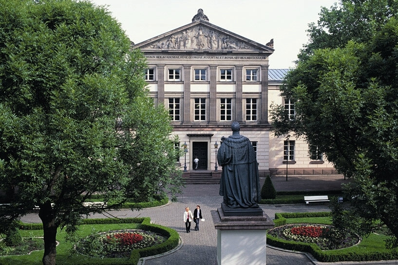 Gottingen University in Germany