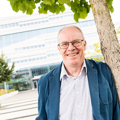 Profile photo of the Vice-Chancellor, Professor Anders Hagfeldt