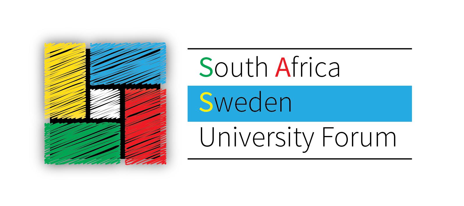 South Africa Sweden University Forum logotyp