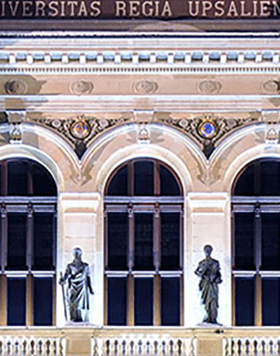 Decorative image: University Main Building