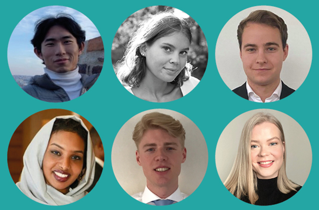 six highly motivated master students, selected by SweDeliver